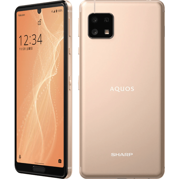 Sharp Aquos sense4 lite
