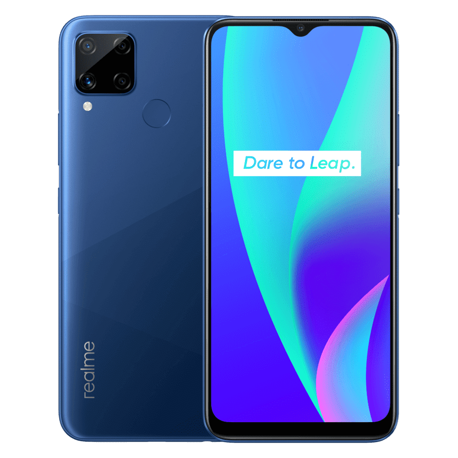 Realme C15 Holiday Edition